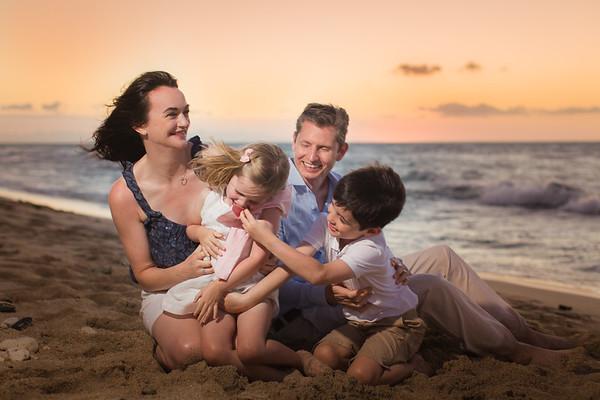 Brosnan family