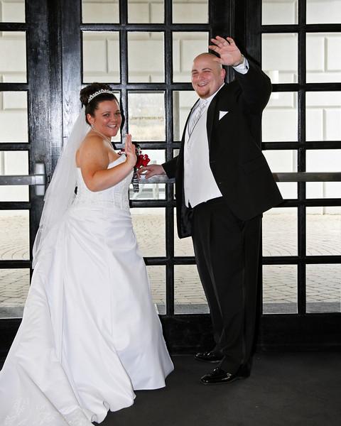 Lynn and Dave's Wedding November 29th 2008 #2