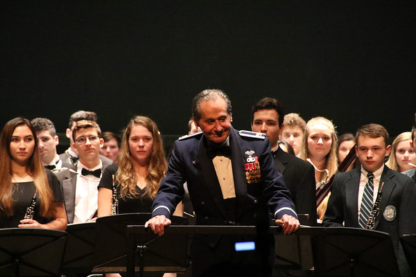 All-District, All-State Concert