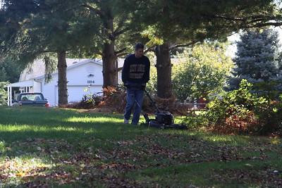 2013-14 Apache - Yard Clean-up