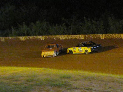 Carolina Speedway, NC Aug 27, 2010