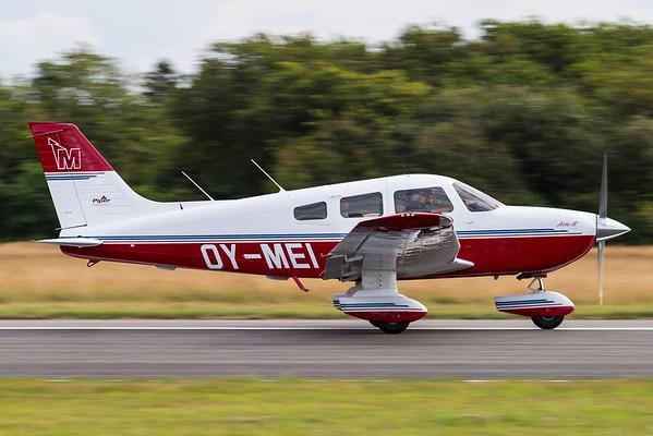 OY-MEI - Piper PA-28-181 Archer III
