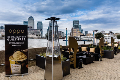 Hilton Double Tree Terrace Event