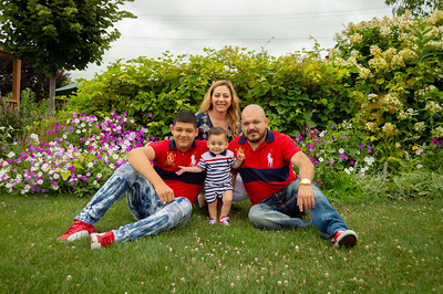 Diaz Family - July 2019