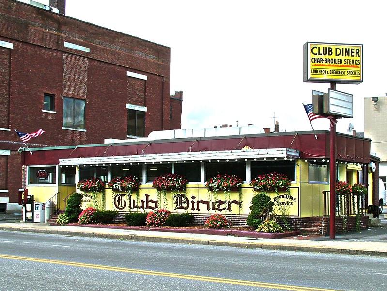 Club Diner - Lowell, MA