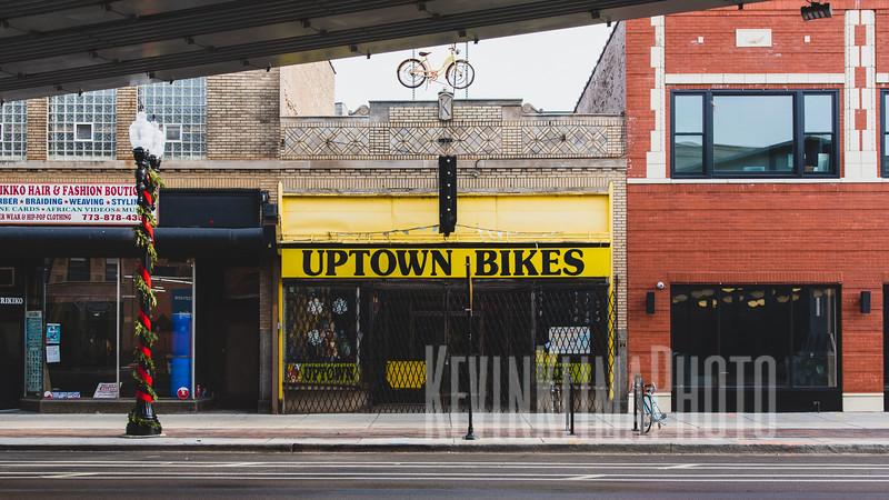 Uptown Bikes