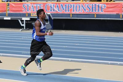 East Bladen 2015 track state meet