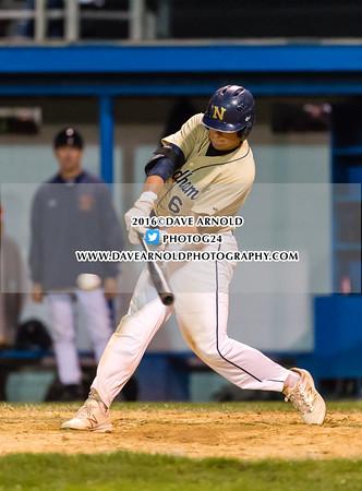 6/9/2016 - MIAA D1 South Semifinal - Varsity Baseball - Needham vs Walpole