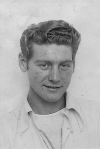 DD468 World War II  - Jim Stidham
