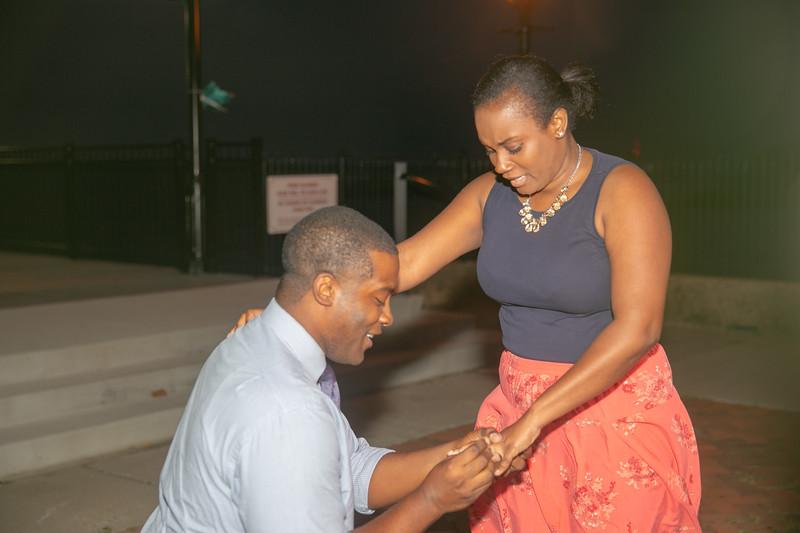 Ceyron & Moneisha Engagement