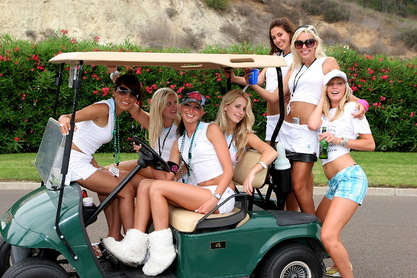 The Girls of Golf