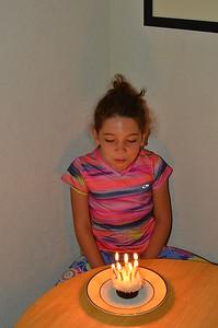 Aveline's 8th Birthday