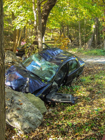 10-10-06 MVA With Extrication, Route 9