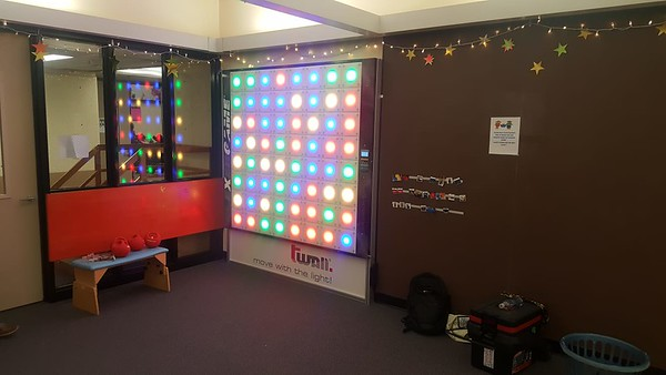 Levy Special Education Center-Sensory Room