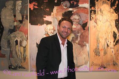 Christian Hohmann Gallery of Fine Art Opening November 26, 2011