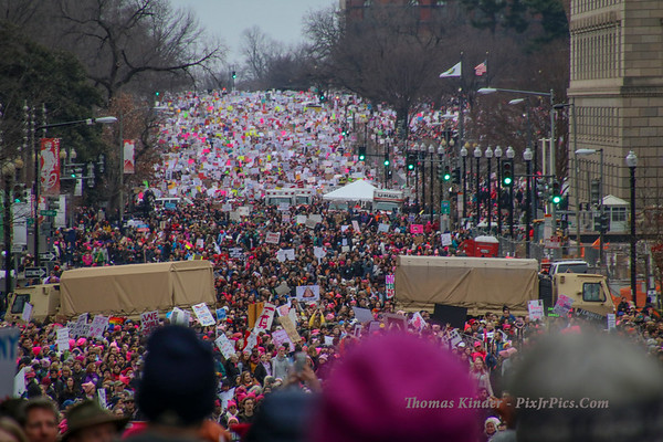 Womens March 1/21/17