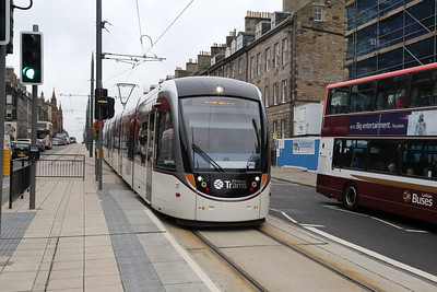Edinburgh Tram 2015