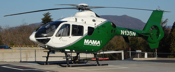 Mountain Area Medical Airlift (MAMA)