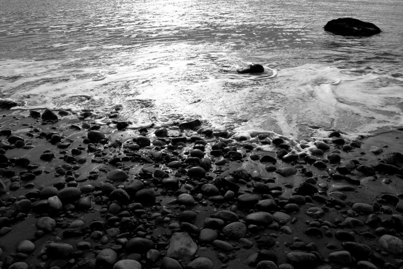 081206-055BW (Abstract; Rocks,Tide).jpg