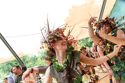 Dancing Woodland Fairies