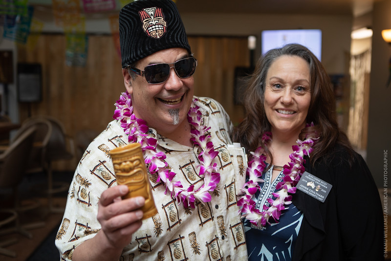 Fremont Elks Lodge 2121 - Freaky Tiki Night 2019