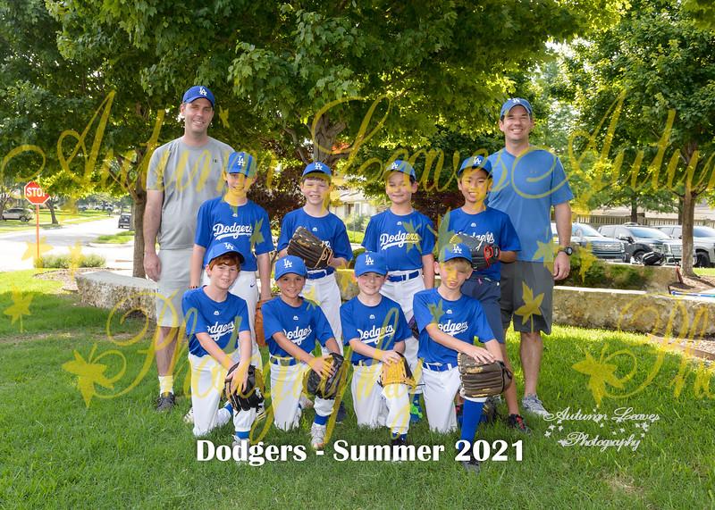 20210614 - # C1 3B Dodgers - Melson/Phillips