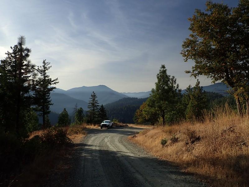 Ferris Gulch Loop Williams Oregon
