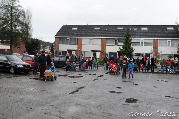 Sint in Westeinde 2012