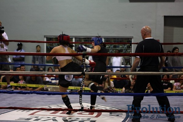 BackYard Brawl 3 Fight