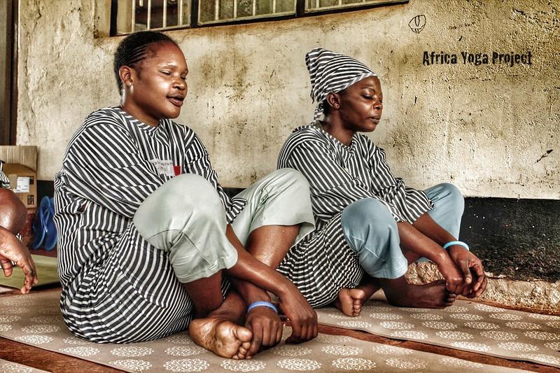 Langata Women's Prison in Nairobi, Kenya