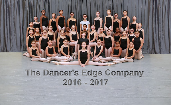 Dancer's Edge Company 2016 - 2017
