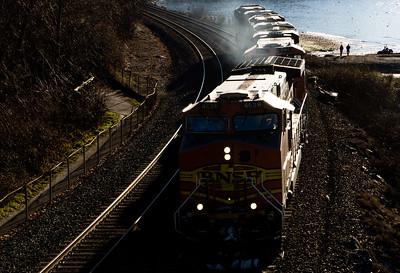 Trains Seattle 2016