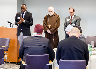 Interfaith meeting on legislation