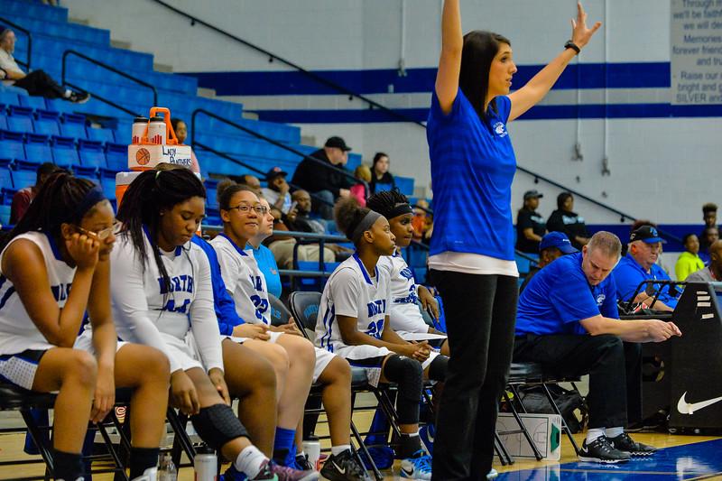 Lady Panthers, Junior Varsity, South Grand Prairie,12-08-15, Basketball-18