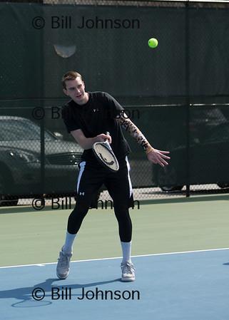 B Tennis Pre-game 5_9_16