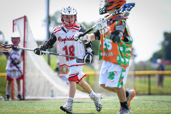 Roughriders at Maryland Lacrosse Tournament