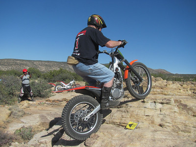 NMTA Trials Event & Camp at San Ysidro Trials Area  May 3-4, 2014