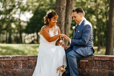 Lisa & Anthony Wedding