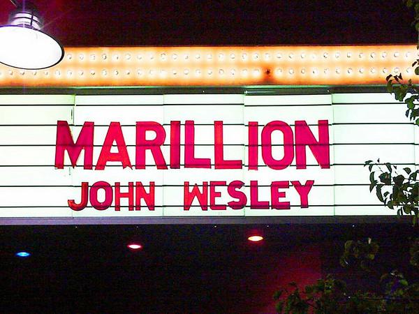 Marillion 9-30-04 Fox Theater