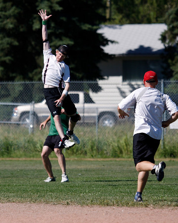 2008 Canadian Ultimate Championships - Day 2 GAP