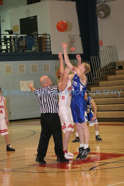 Lawson vs West Platte JV Boys 07