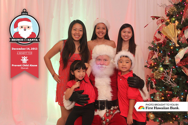 27th Annual Breakfast w/ Santa (On-Site Photography/Printing)