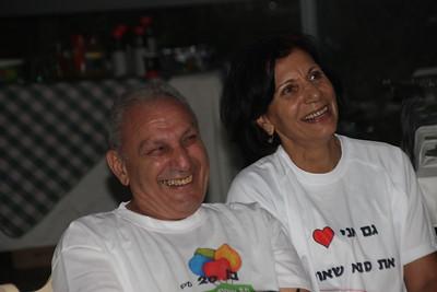 מסיבת יום הולדת 70 של שאול יונה