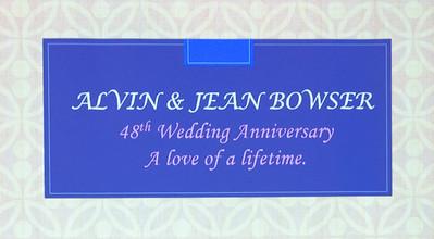 Alvin & Jean Bowser
