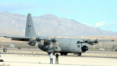 Belgian Air Force C-130