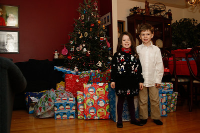 McMahon Family Christmas 2010