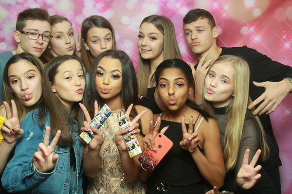 Photo Booth Hire - Karis's 13th