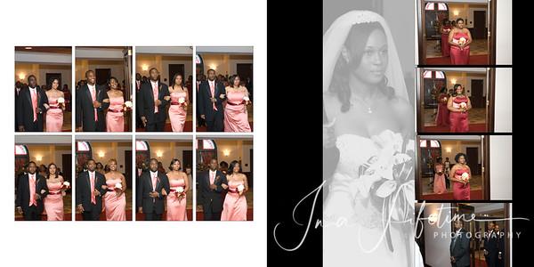 Carr Wedding Album