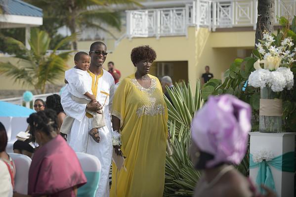 Eula & Kerry - Ceremony