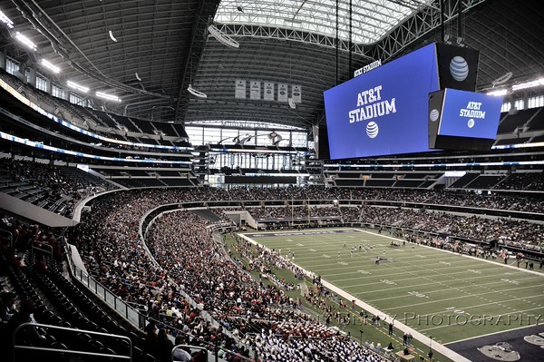 Playoff Game vs Cedar Hill - Cowboys Stadium